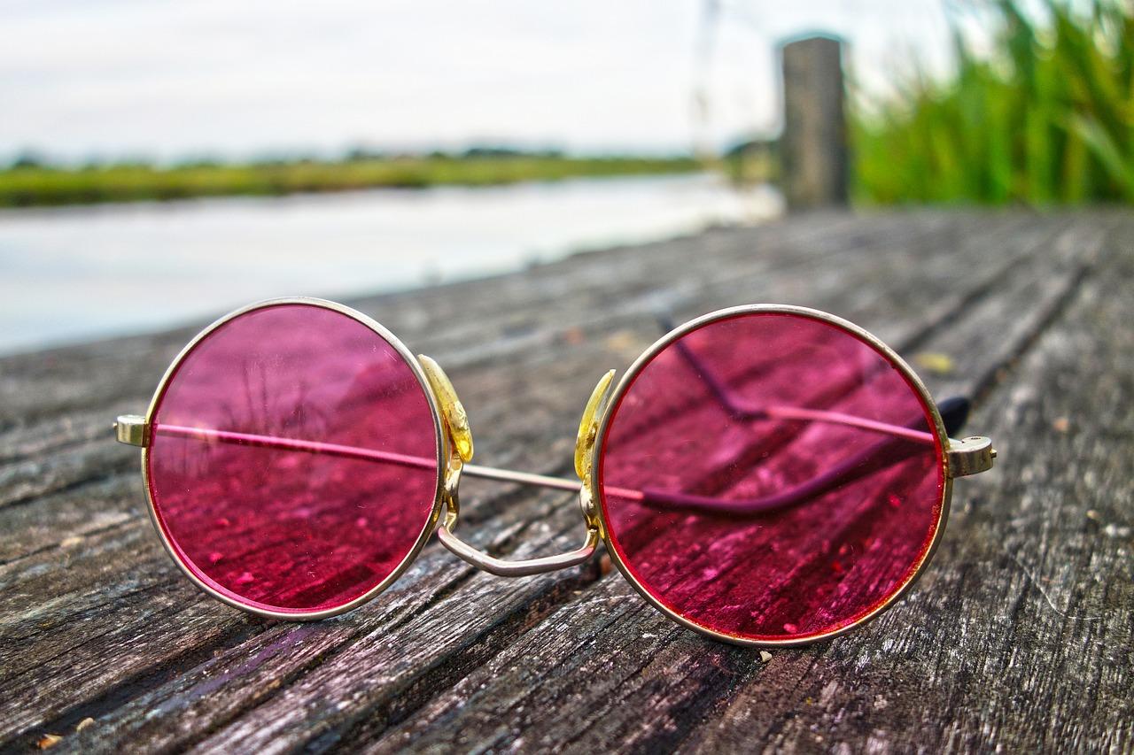 lunettes bijoux