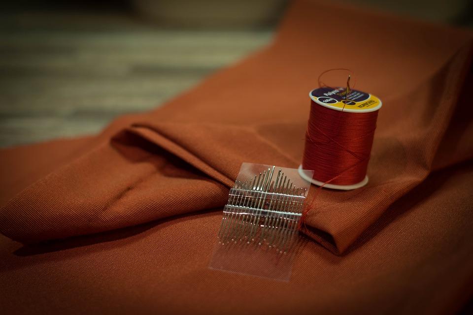 couture matériel